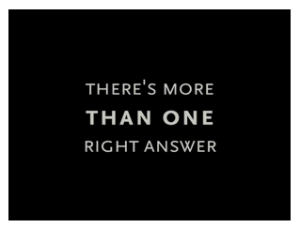 TheRightAnswer